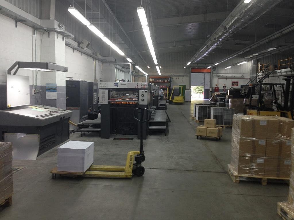 Planta baja - Nave industrial en alquiler en calle Primavera, Leganés - 154596968