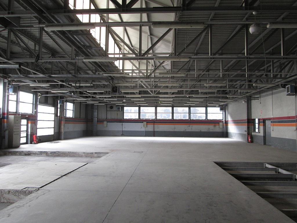 Planta baja - Nave industrial en alquiler en calle Innovación, Getafe - 156845602