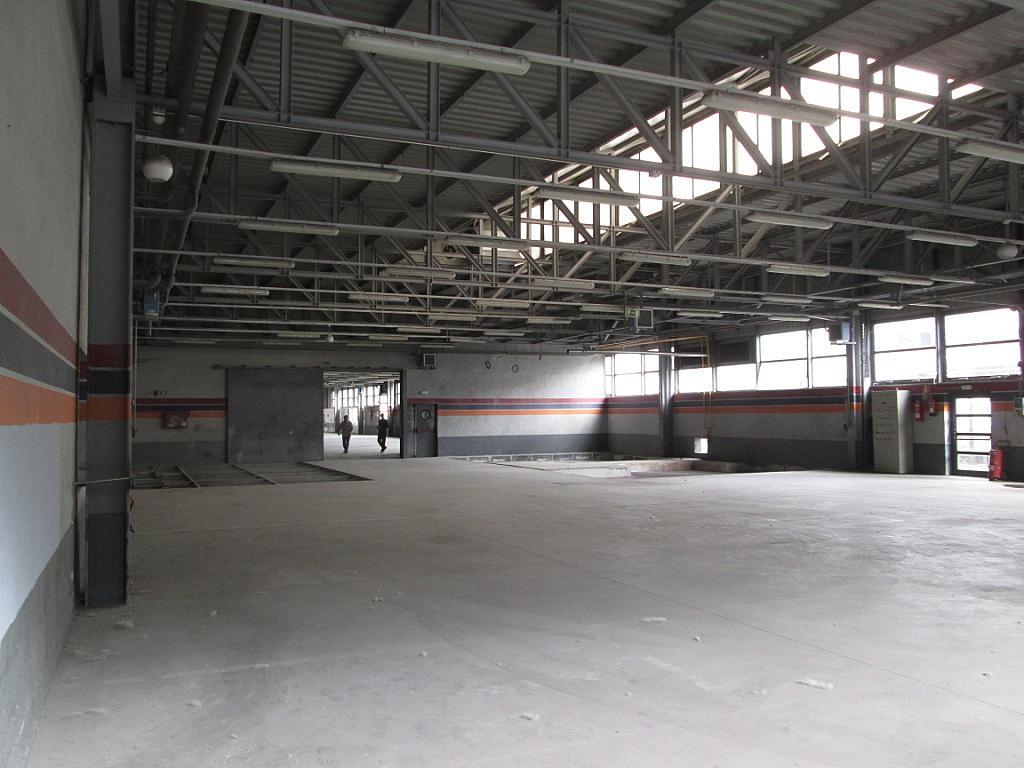 Planta baja - Nave industrial en alquiler en calle Innovación, Getafe - 156845620