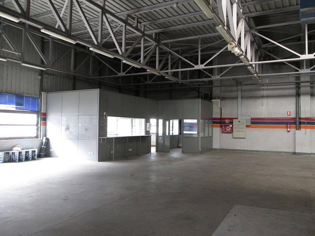 Planta baja - Nave industrial en alquiler en calle Innovación, Getafe - 156845648