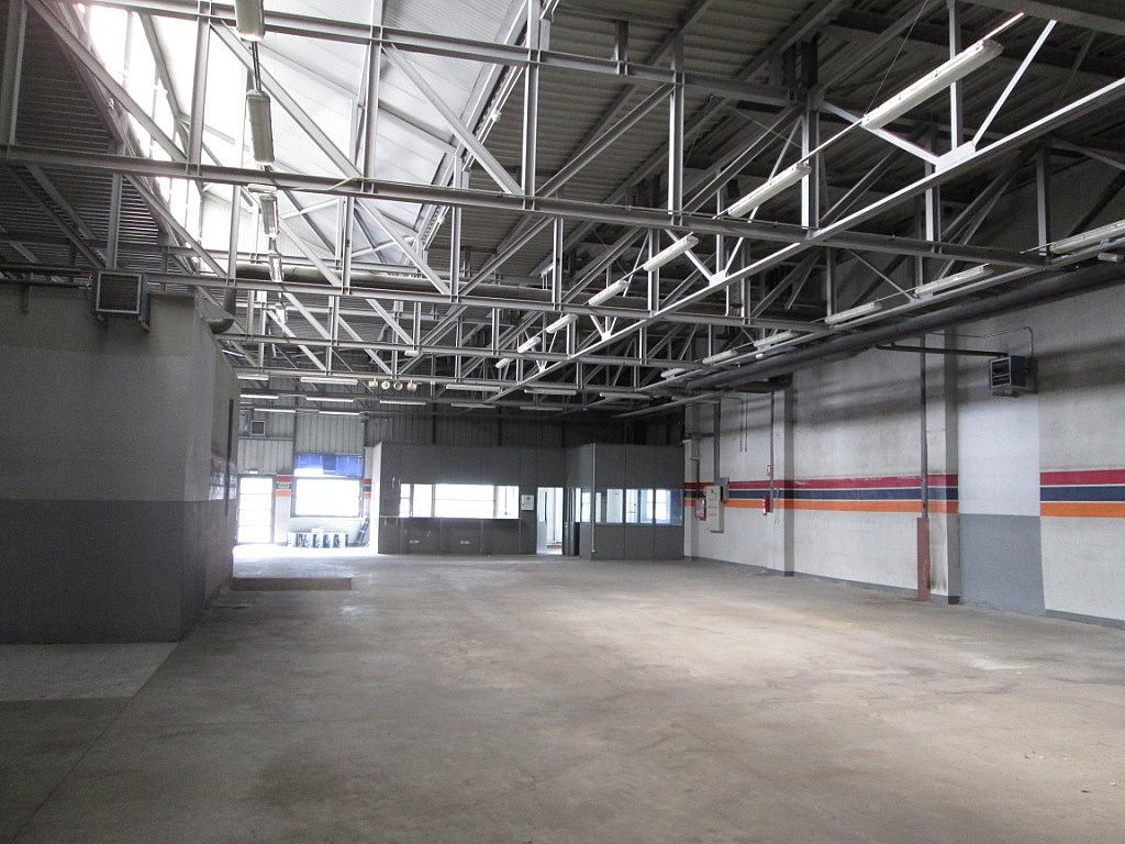 Planta baja - Nave industrial en alquiler en calle Innovación, Getafe - 156845664