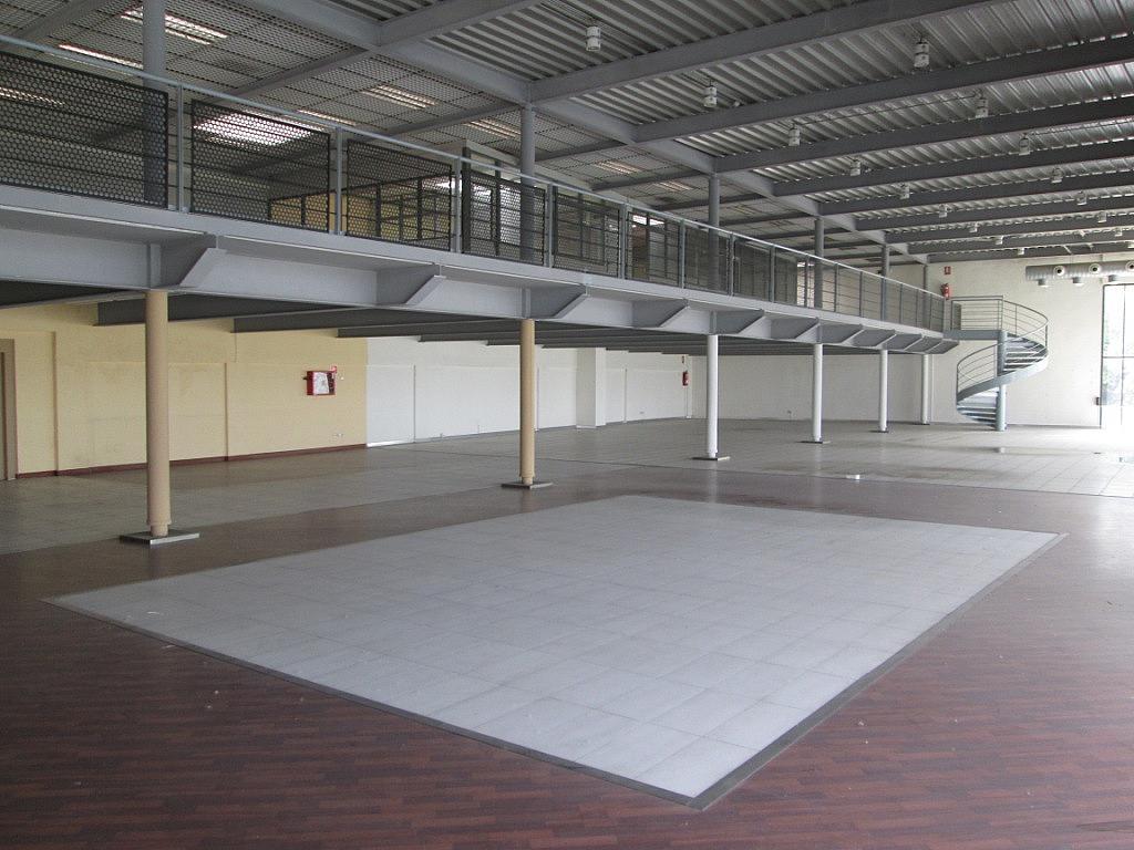 Planta baja - Nave industrial en alquiler en calle Innovación, Getafe - 156845740