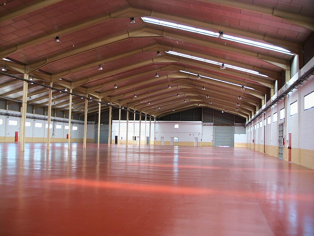 Planta baja - Nave industrial en alquiler en calle Sierra de Gredos, Arganda del Rey - 166532450