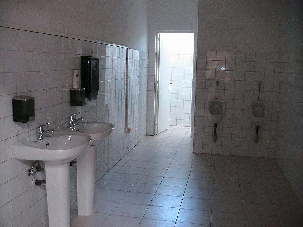 Baño - Nave industrial en alquiler en calle Sierra de Gredos, Arganda del Rey - 166532457
