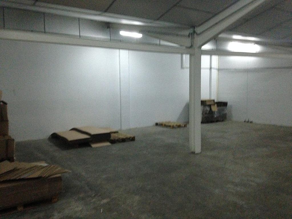 Planta baja - Nave industrial en alquiler en calle Del Encinar, Casarrubios del Monte - 172669652