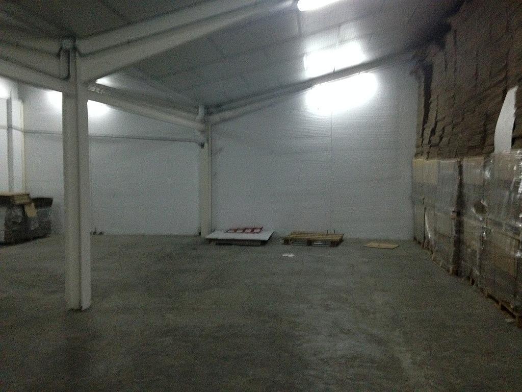 Planta baja - Nave industrial en alquiler en calle Del Encinar, Casarrubios del Monte - 172669659