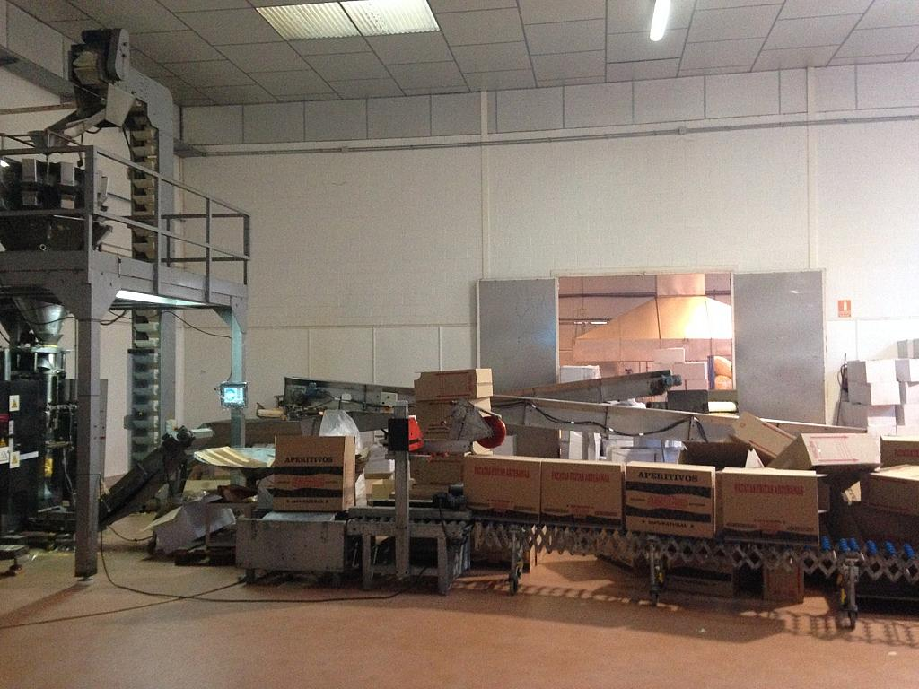 Planta baja - Nave industrial en alquiler en calle Del Encinar, Casarrubios del Monte - 172669680