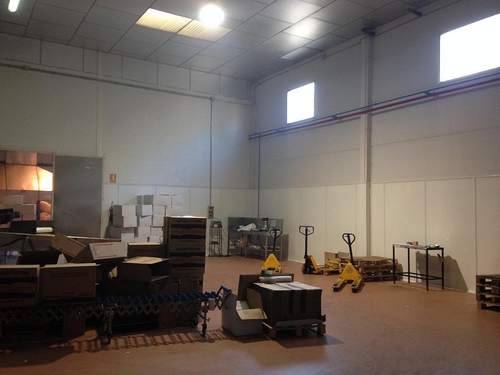 Planta baja - Nave industrial en alquiler en calle Del Encinar, Casarrubios del Monte - 172669699