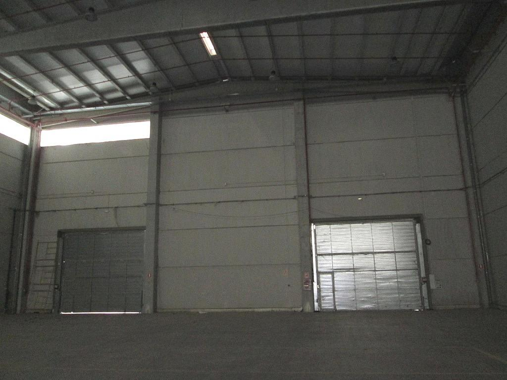 Planta baja - Nave industrial en alquiler en calle De Las Marismas, Getafe - 186894519