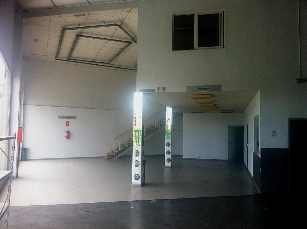 Planta baja - Nave industrial en alquiler en calle Eduardo Torroja, Leganés - 198783373
