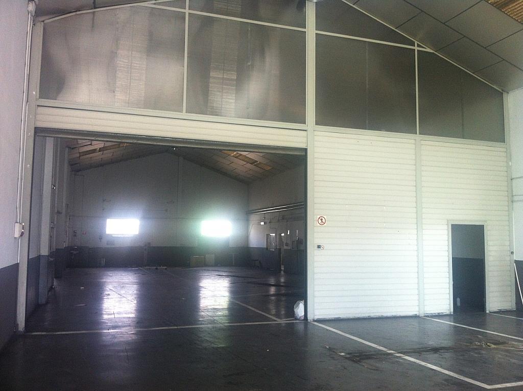 Planta baja - Nave industrial en alquiler en calle Eduardo Torroja, Leganés - 198783377