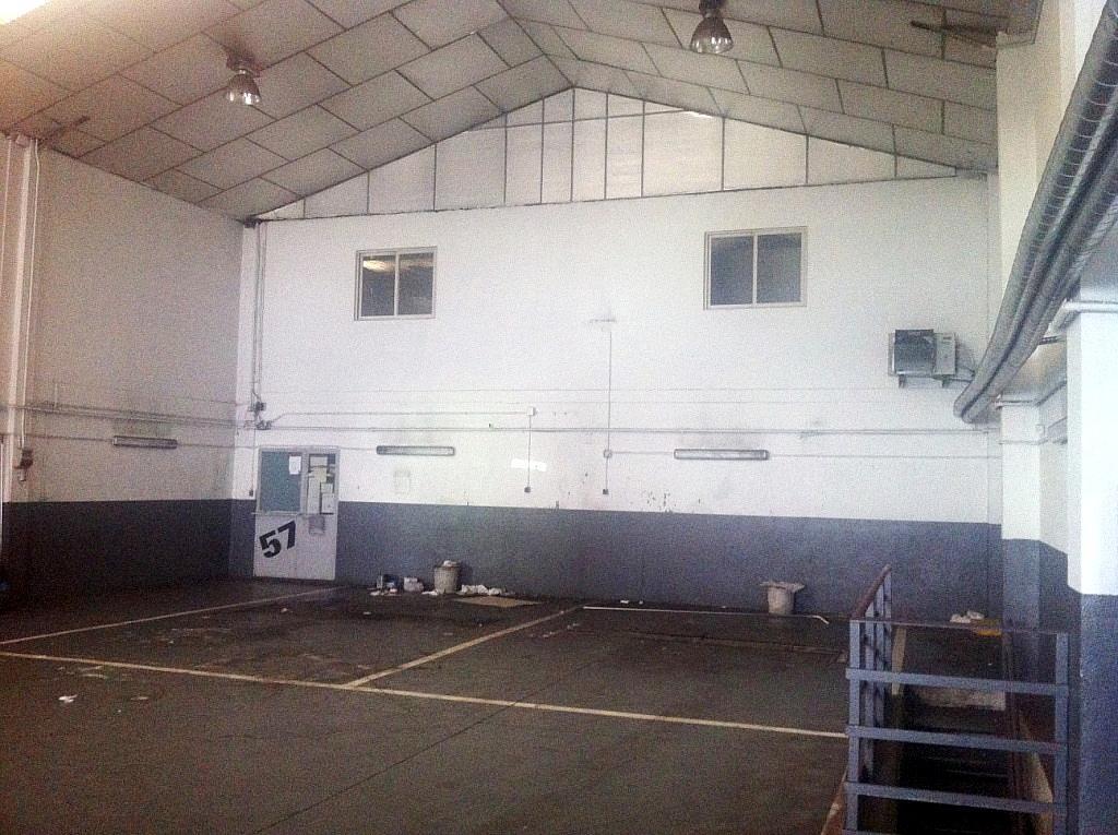 Planta baja - Nave industrial en alquiler en calle Eduardo Torroja, Leganés - 198783390