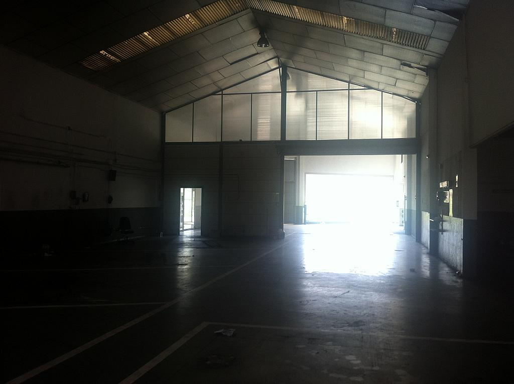 Planta baja - Nave industrial en alquiler en calle Eduardo Torroja, Leganés - 198783447