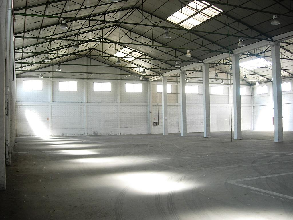 Planta baja - Nave industrial en alquiler en calle Rey Pastor, Zona Centro en Leganés - 200882532