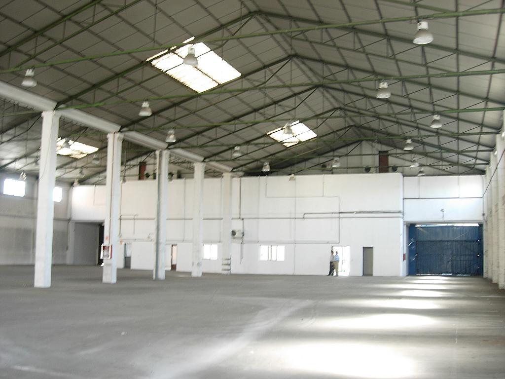 Planta baja - Nave industrial en alquiler en calle Rey Pastor, Zona Centro en Leganés - 200882605
