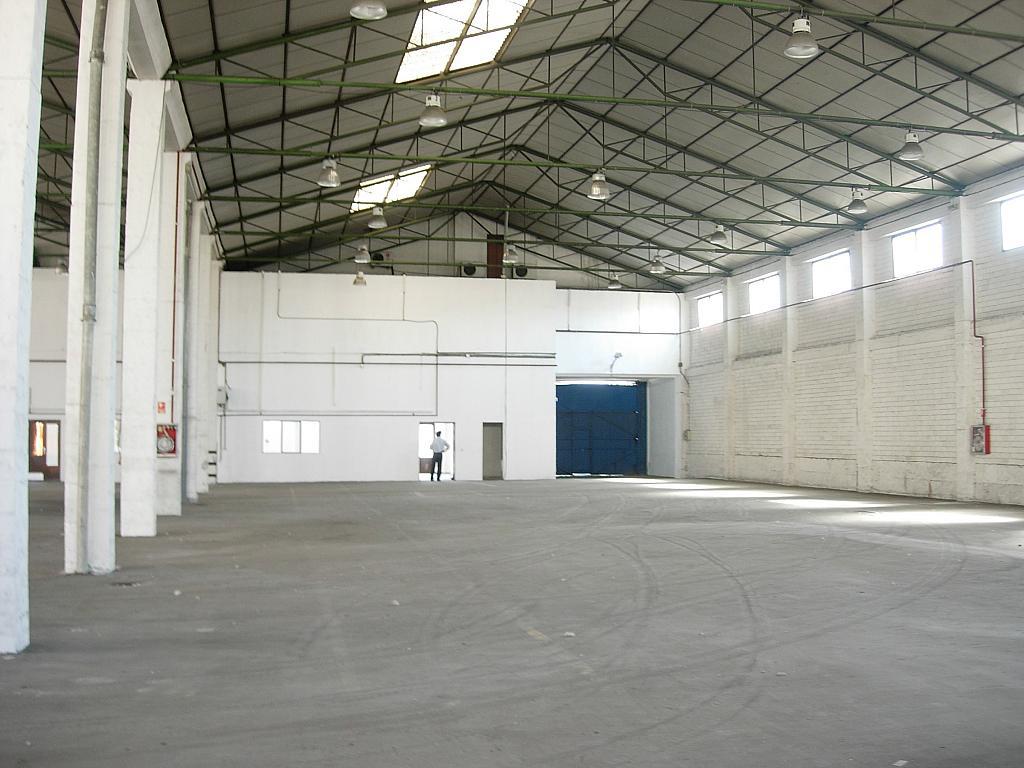 Planta baja - Nave industrial en alquiler en calle Rey Pastor, Zona Centro en Leganés - 200882610