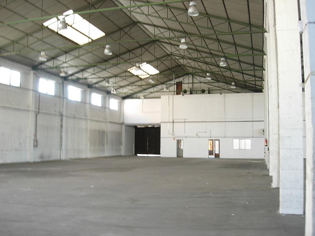Planta baja - Nave industrial en alquiler en calle Rey Pastor, Zona Centro en Leganés - 200882661