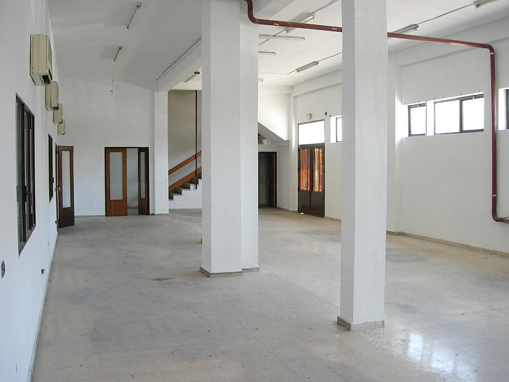 Planta baja - Nave industrial en alquiler en calle Rey Pastor, Zona Centro en Leganés - 200882672