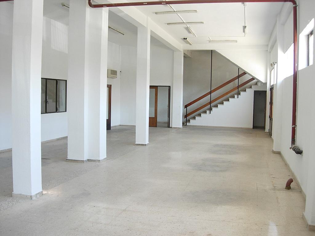 Planta baja - Nave industrial en alquiler en calle Rey Pastor, Zona Centro en Leganés - 200882696