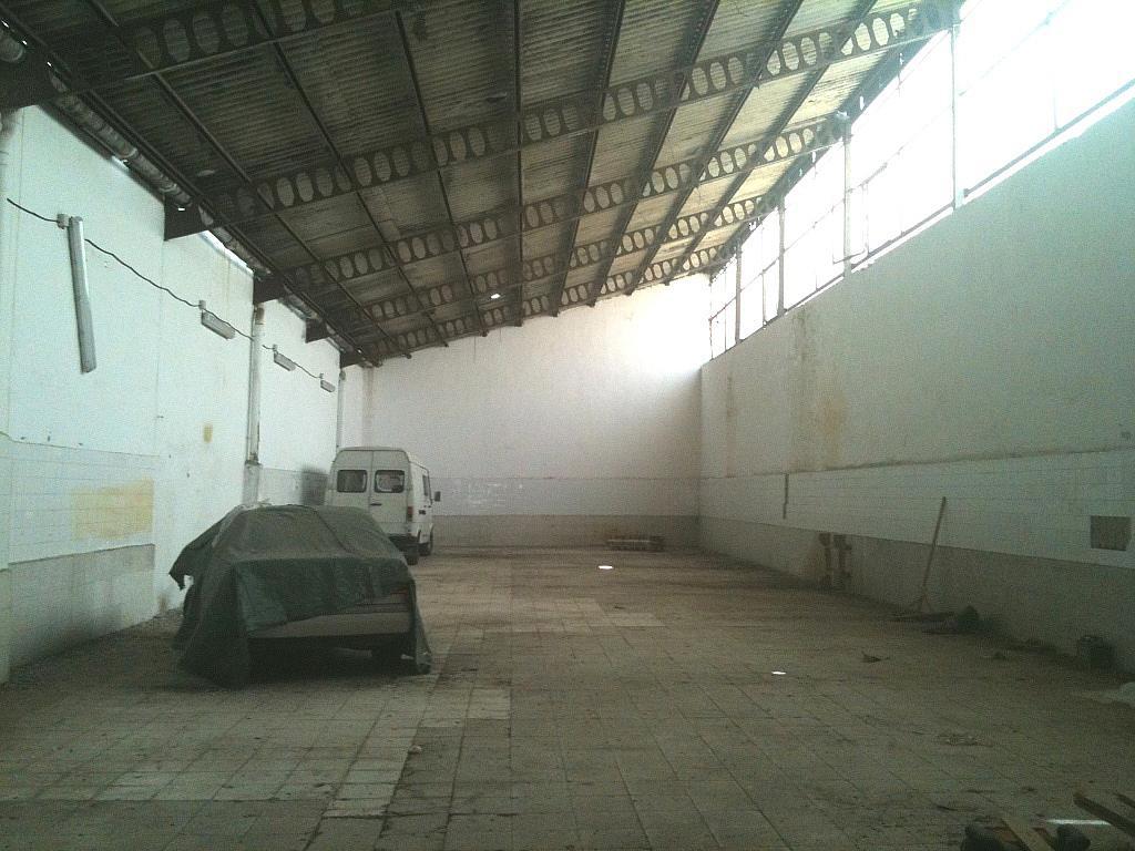 Planta baja - Nave industrial en alquiler en calle Iridio, Illescas - 201881151