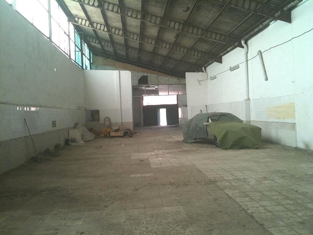 Planta baja - Nave industrial en alquiler en calle Iridio, Illescas - 201881166