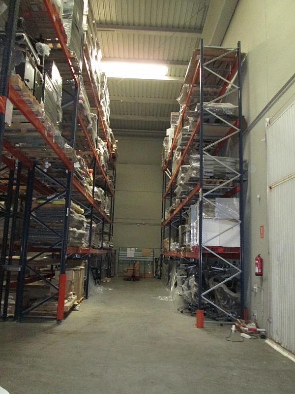 Planta baja - Nave industrial en alquiler en calle Cabo de Gata, Pinto - 202316302