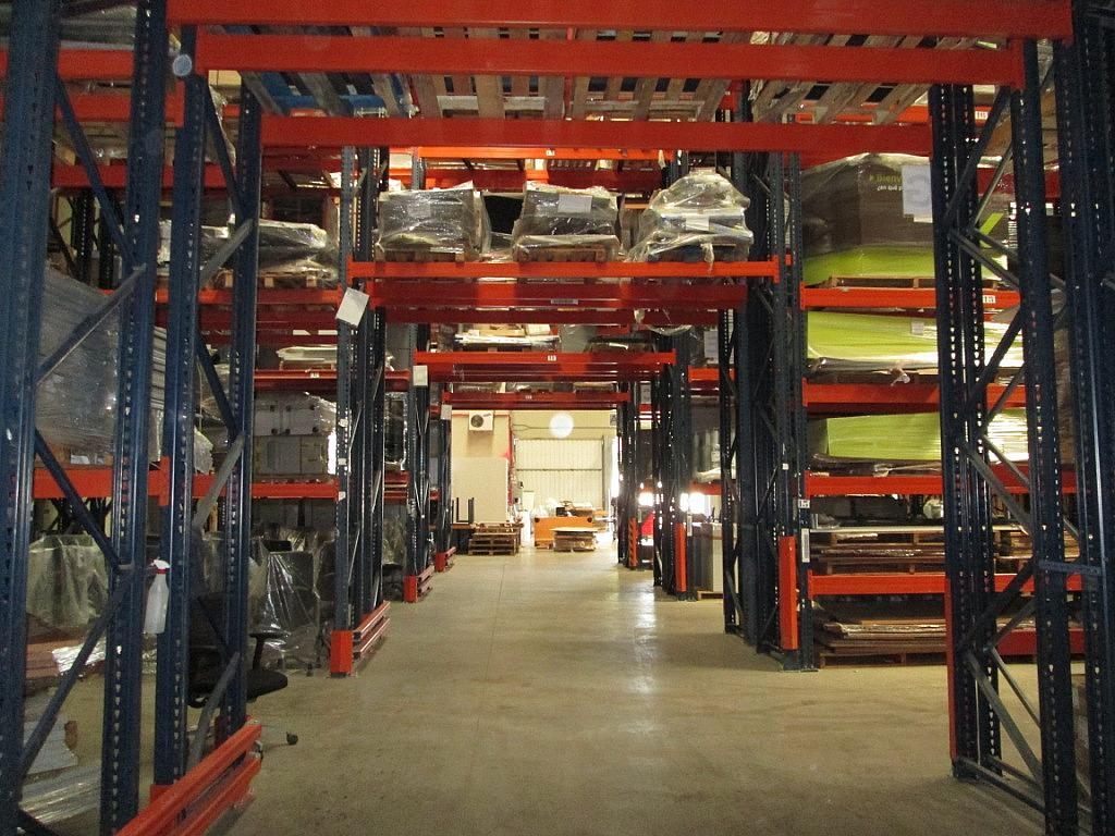 Planta baja - Nave industrial en alquiler en calle Cabo de Gata, Pinto - 202316305