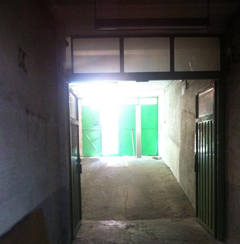 Planta baja - Nave industrial en alquiler en calle San Leopoldo, Madrid - 202358342