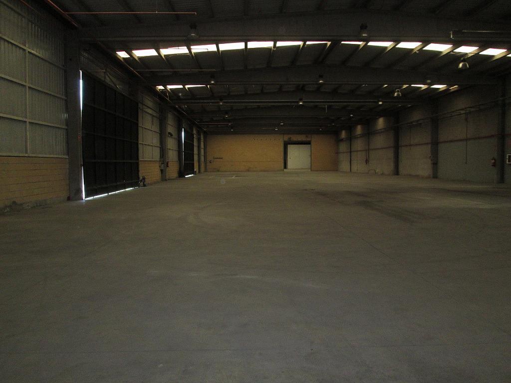 Planta baja - Nave industrial en alquiler en calle Del Molino, Meco - 202709819