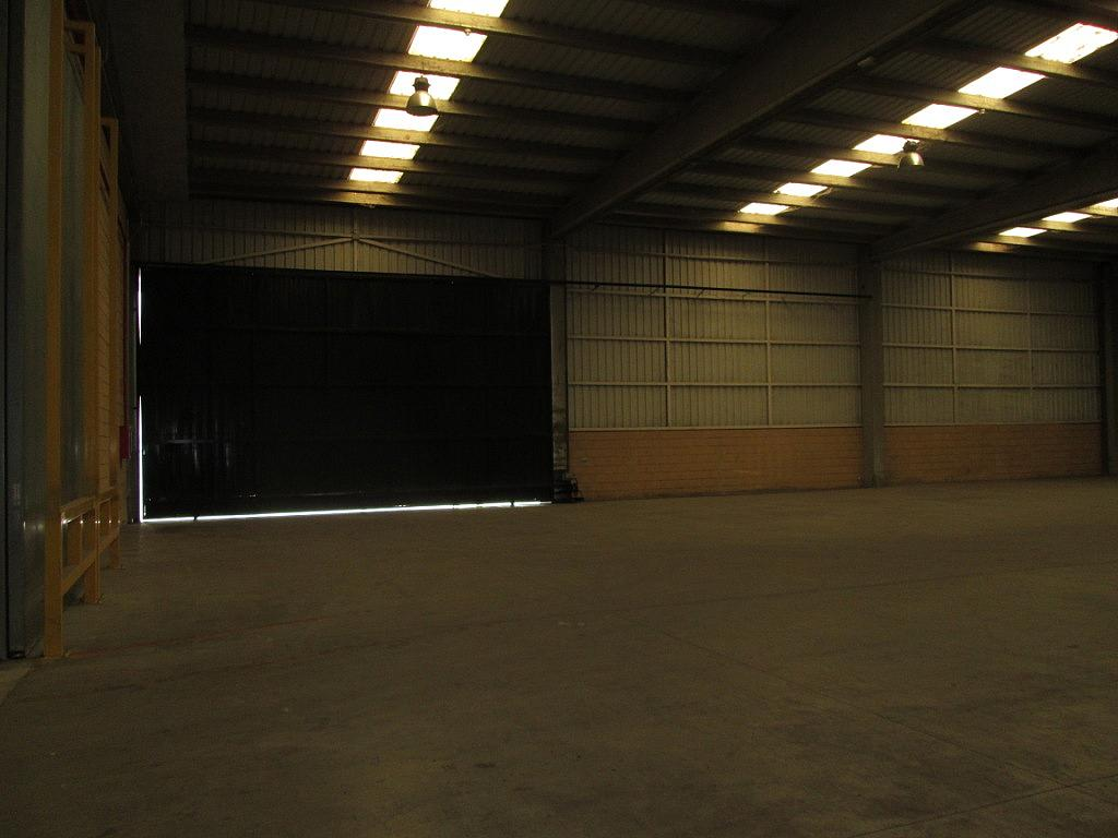Planta baja - Nave industrial en alquiler en calle Del Molino, Meco - 202709822