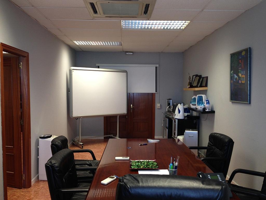 Oficina - Nave industrial en alquiler en calle Rio Cuzma, Sector III en Getafe - 209803365