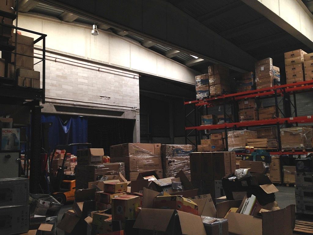 Planta baja - Nave industrial en alquiler en calle Rio Cuzma, Sector III en Getafe - 209803372