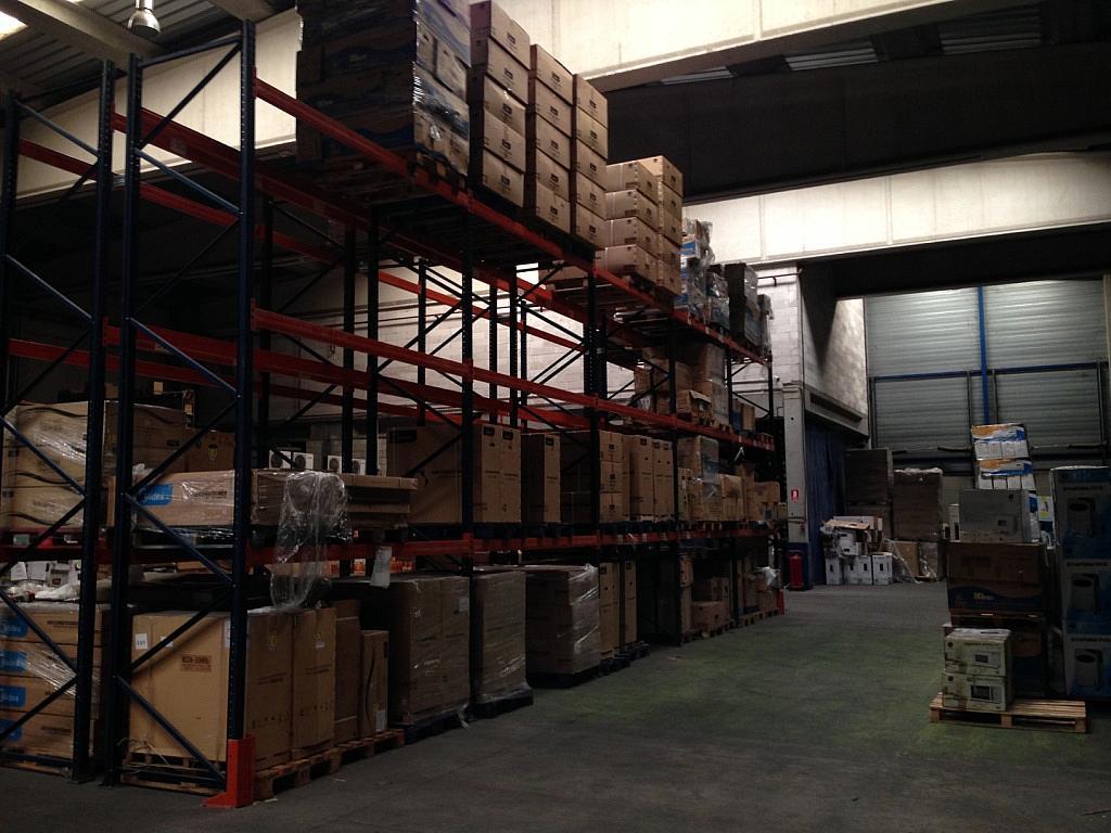 Planta baja - Nave industrial en alquiler en calle Rio Cuzma, Sector III en Getafe - 209803374