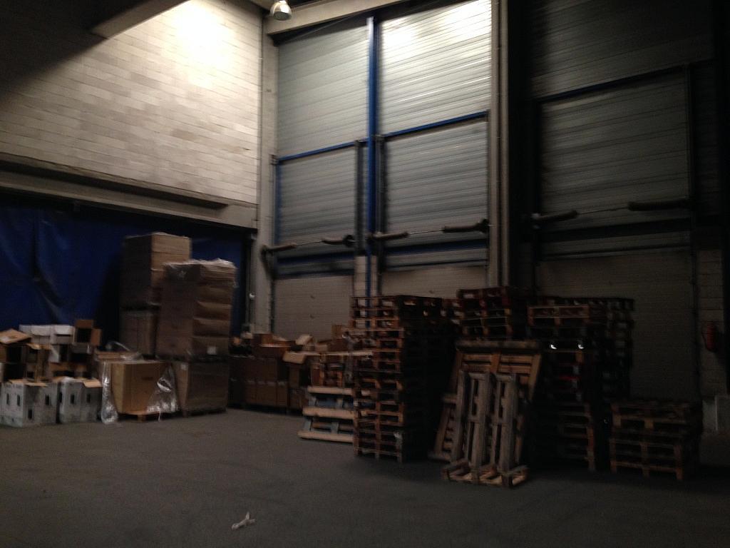 Planta baja - Nave industrial en alquiler en calle Rio Cuzma, Sector III en Getafe - 209803377