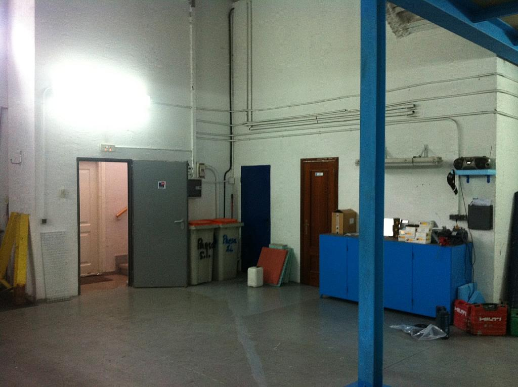 Planta baja - Nave industrial en alquiler en calle Bascuñuelos, San Cristóbal en Madrid - 210100144