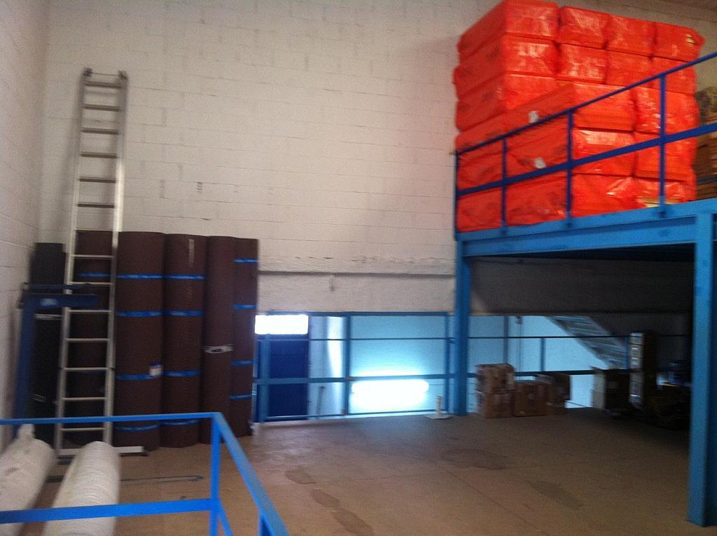 Planta baja - Nave industrial en alquiler en calle Bascuñuelos, San Cristóbal en Madrid - 210100146
