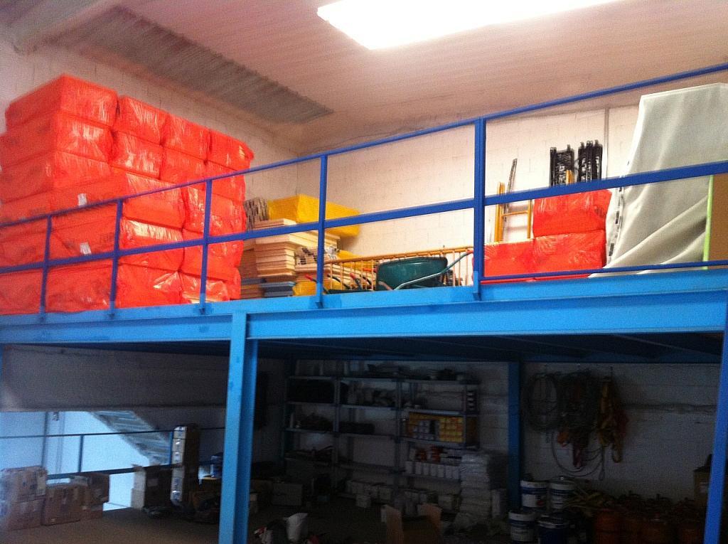 Planta baja - Nave industrial en alquiler en calle Bascuñuelos, San Cristóbal en Madrid - 210100149