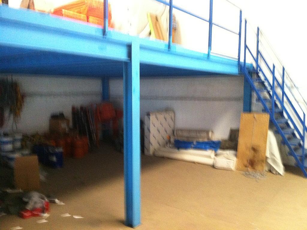 Planta baja - Nave industrial en alquiler en calle Bascuñuelos, San Cristóbal en Madrid - 210100152