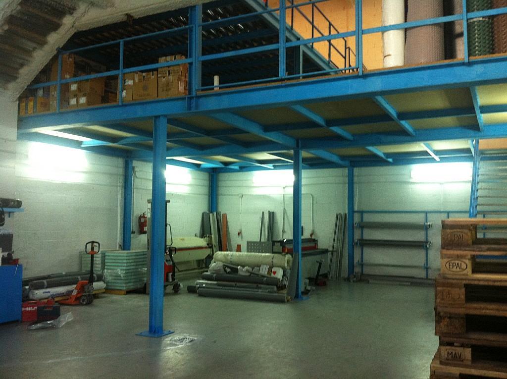Planta baja - Nave industrial en alquiler en calle Bascuñuelos, San Cristóbal en Madrid - 210100156