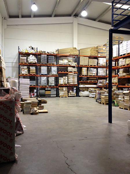 Planta baja - Nave industrial en alquiler en calle Del Duero, Mejorada del Campo - 211947039