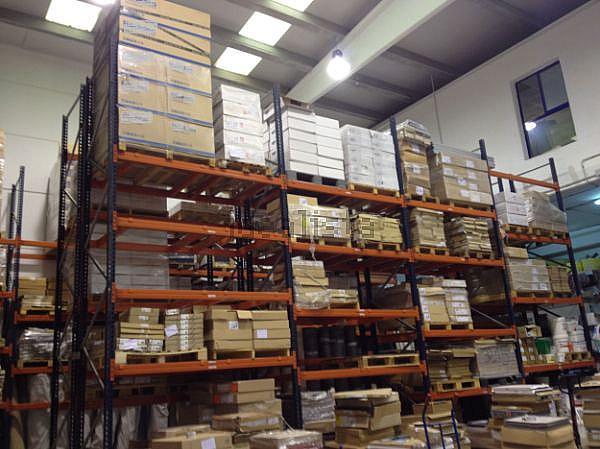 Planta baja - Nave industrial en alquiler en calle Del Duero, Mejorada del Campo - 211947048