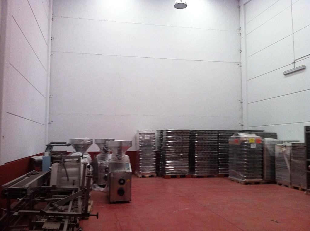 Planta baja - Nave industrial en alquiler en calle Confianza, Los Molinos en Getafe - 215683739