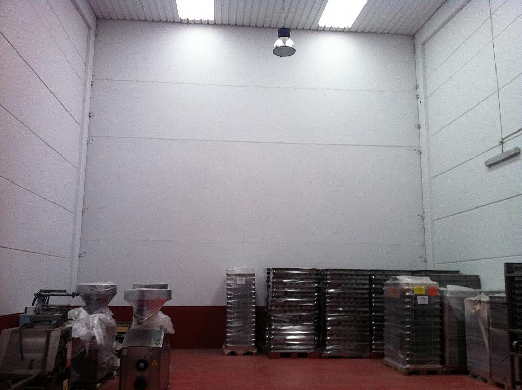 Planta baja - Nave industrial en alquiler en calle Confianza, Los Molinos en Getafe - 215683745