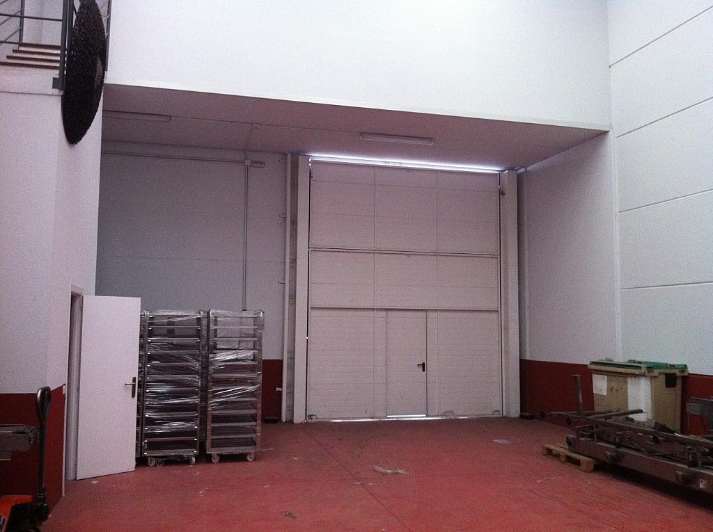 Planta baja - Nave industrial en alquiler en calle Confianza, Los Molinos en Getafe - 215683751