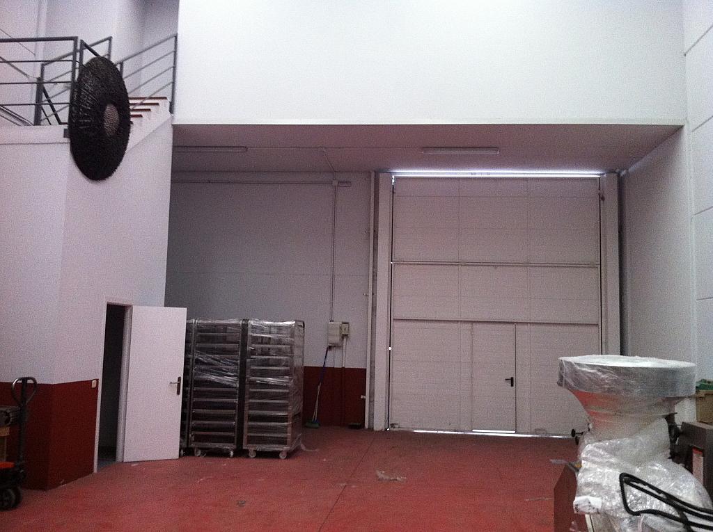 Planta baja - Nave industrial en alquiler en calle Confianza, Los Molinos en Getafe - 215683755