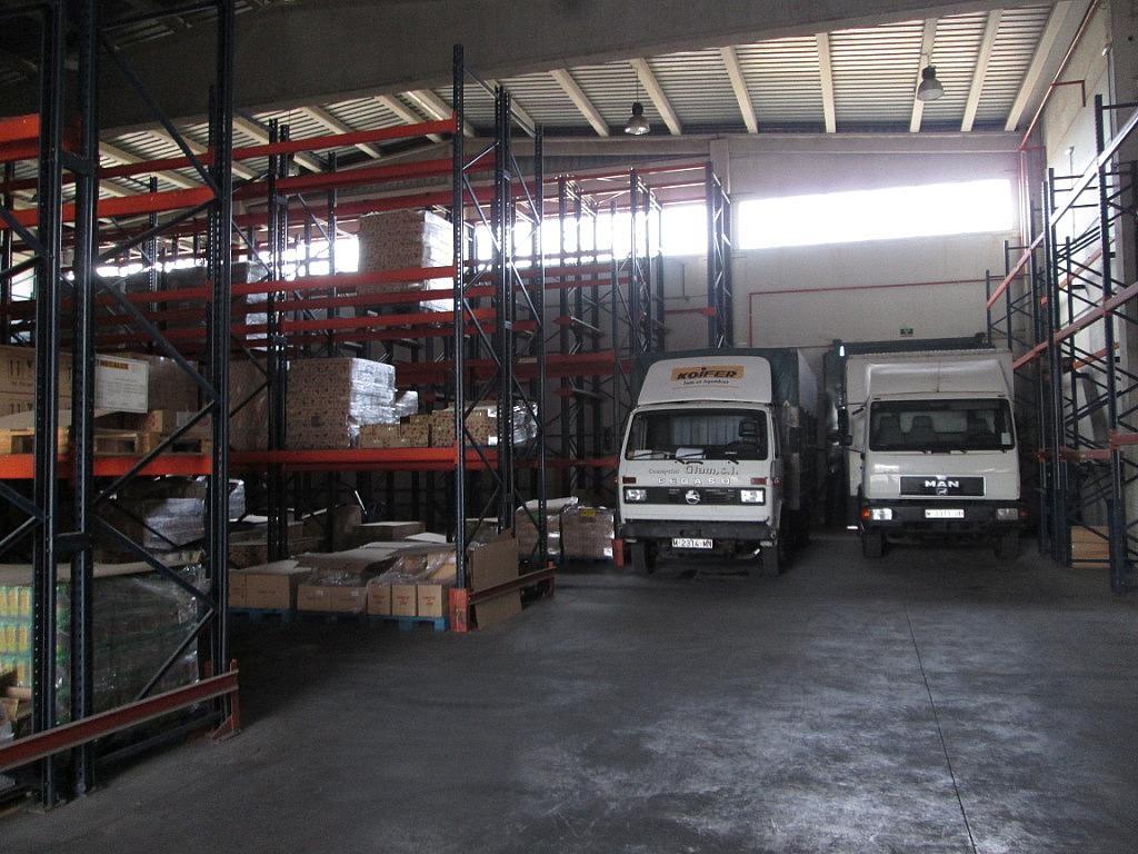 Planta baja - Nave industrial en alquiler en calle Arquimedes, Centro en Getafe - 219998734