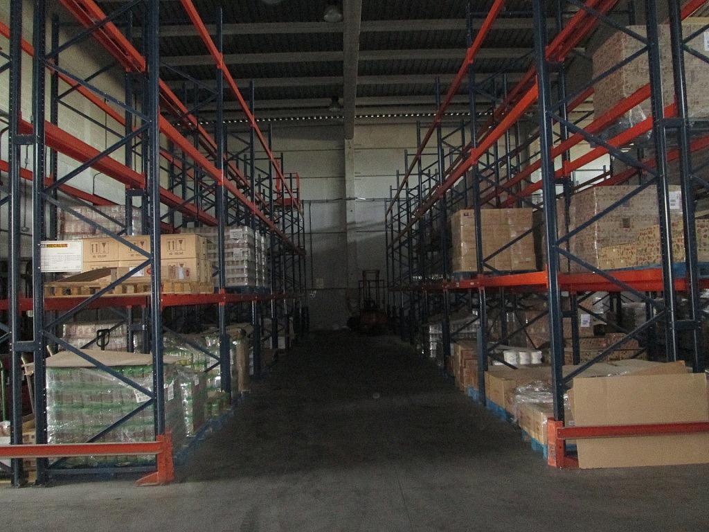 Planta baja - Nave industrial en alquiler en calle Arquimedes, Centro en Getafe - 219998738