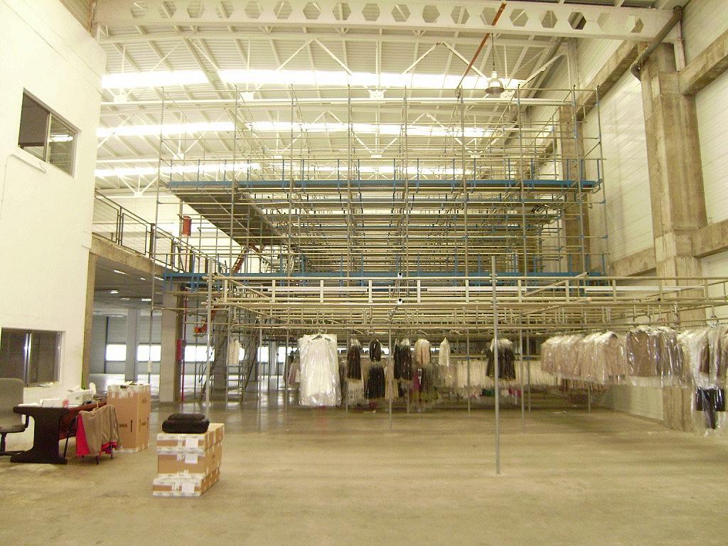 Planta baja - Nave industrial en alquiler en calle Telecomunicaciones, San Jose-Valderas-Parque Lisboa en Alcorcón - 222861923