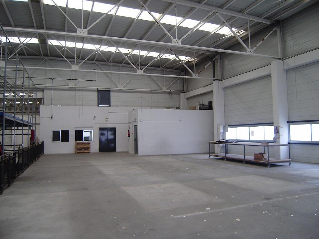 Planta baja - Nave industrial en alquiler en calle Telecomunicaciones, San Jose-Valderas-Parque Lisboa en Alcorcón - 222861927