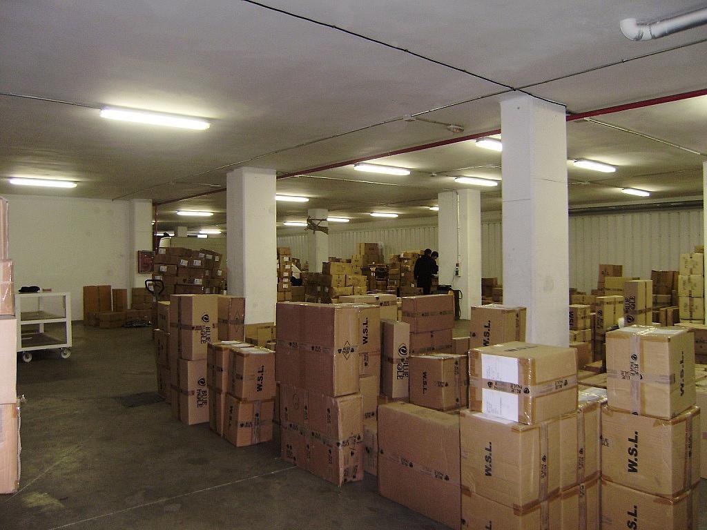 Sótano - Nave industrial en alquiler en calle Telecomunicaciones, San Jose-Valderas-Parque Lisboa en Alcorcón - 222861945